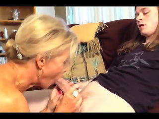 seduces mom seduces son joi