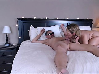 mommy lustful mommy rides cock
