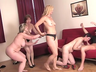 sex mature sex party