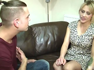 sex perfect sex blonde mature