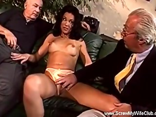 swinging anal swinging horny milf moment