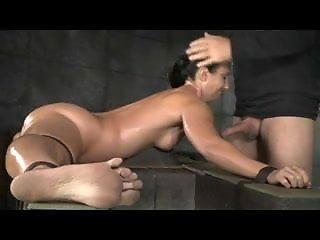 slut flexible slut bound splits bbc