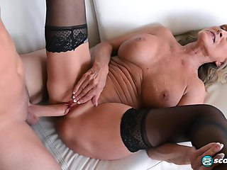 busty katia busty grandma getting dick