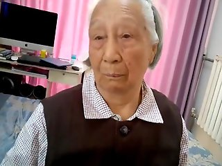 granny chinese granny gets fucked
