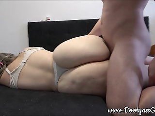 first pawg first gets fucked tight