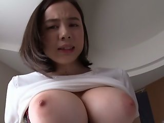 japanese amazing japanese chick aimi facial